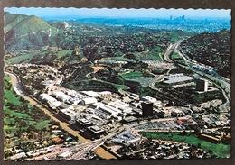 Universal Studios Hollywood? Aerial View - Los Angeles