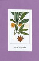 L'ARTISAN PARFUMEUR  ***Fou D' Absinthe*** - Perfume Cards