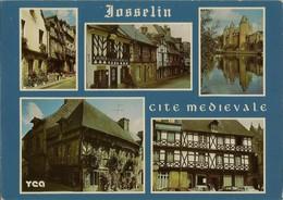 CPM Josselin, Multivues - Josselin
