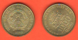 Vietnam Moneta 1000 DONG 2003 Coin - Vietnam