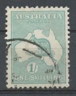 AUSTRALIE - KANGAROO - 1913 - Oblitere - Used - 1913-48 Kangaroos