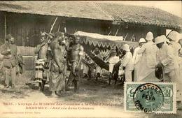 DAHOMEY - Carte Postale - Voyage Du Ministre Des Colonies à Cotonou - L 53274 - Dahomey