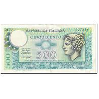Billet, Italie, 500 Lire, 1979, 1979-04-02, KM:94, SUP - [ 2] 1946-… : Repubblica