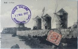 Rodi 03 - Grecia - Rodi - Rhodos - Il Faro - 1912 - Grecia