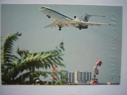 Avion / Airplane / GREENAIR / Tupolev TU154-M - 1946-....: Era Moderna
