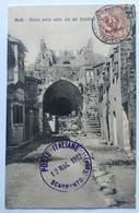 Rodi 06 - Grecia - Rodi - Rhodos - Antica Porta Nella Via Dei Cavalieri - 1912 - Grecia