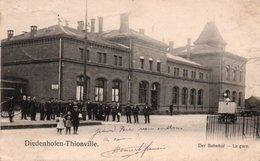 THIONVILLE-DIEDENHOFEN-57-GARE-BAHNHOF - Thionville