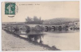 Pont Sur Yonne Le Pont 16 Voyagé - Pont Sur Yonne