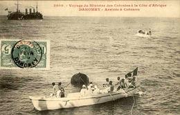 DAHOMEY - Carte Postale - Visite Du Ministre Des Colonies - Arrivée à Cotonou  - L 53290 - Dahomey