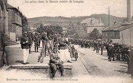 GREVE-BASSIN MINIER-LONGWY-SAULNES-54 - Longwy