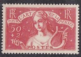 FRANCE   Y&T  N° 308  NEUF ** Coté 135.00 Euros - Frankrijk