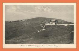 A629 / 533 74 - Hotel Du Semnoz Vue Des Chalets Alpage - France
