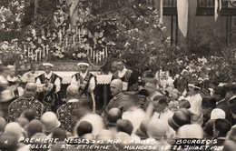 MULHOUSE-68-PREMIERE MESSE-ABBÉ BOURGEOIS-CARTE PHOTO - Mulhouse