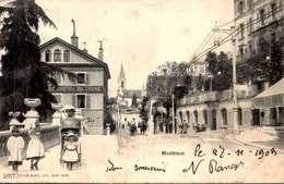 MONTREUX - HOTEL DU CYGNE     /LOT 3042 - VD Vaud