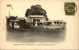 DAHOMEY - Carte Postale - Porto Novo - Hôtel Du Gouverneur - L 53302 - Dahomey
