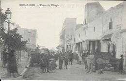 Mogador  Place Du Chayla - Altri
