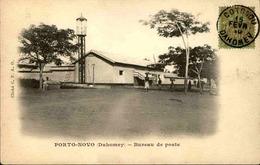 DAHOMEY - Carte Postale - Porto Novo - Bureau De Poste - L 53306 - Dahomey