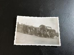PHOTO - MOSELLE 1933 - MOULINS LES METZ 402e D.C.A - Orte