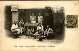 DAHOMEY - Carte Postale - Porto Novo - Bijoutiers Indigènes - L 53308 - Dahomey
