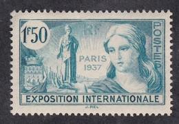 FRANCE   Y&T  N°  336   NEUF **  Cote  5.00 Euros - Nuevos
