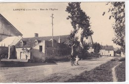 Côte-d'Or - Longvic - Rue De L'Eglise - Francia