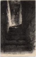 CPA 53 - LAVAL (Mayenne) - 80. Le Château. Escalier Au Flan Du Donjon, Conduisant Sur Les Remparts - Laval