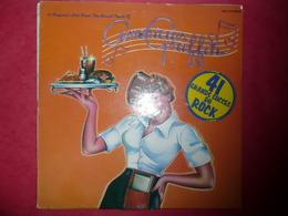 LP N°2197 - AMERICAN GRAFFITI - 41 HITS - 2 LP - TOP POUR DECOUVRIR L' AMBIANCE MUSICALE DES SIXTIES - MON COUP DE COEUR - Soundtracks, Film Music