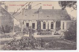 Côte-d'Or - Fleurey-sur-Ouche - Villa Maugras - Francia