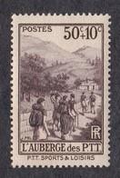 FRANCE   Y&T  N°  347   NEUF ** - Nuevos