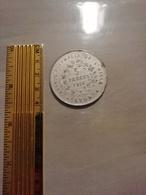 12175 5 FRANCS 1914 GRANDE PHARMACIE DE L AIGLE LYON  RECTO MIROIR PIQUE - Otros