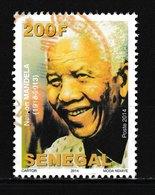 Timbre Du SENEGAL Oblitéré N° Y. & T. Inconnu Année 2014 - Sénégal (1960-...)