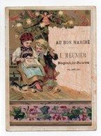 - CHROMO AU BON MARCHÉ - I. MEUNIER - Nogent-le-Rotrou - - Au Bon Marché