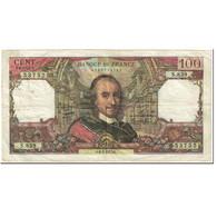 France, 100 Francs, Corneille, 1975, 1975-02-06, TB, Fayette:65.48, KM:149e - 1962-1997 ''Francs''