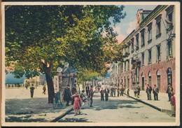 °°° 18235 - SCIACCA - CORSO VITTORIO EMANUELE (AG) 1940 °°° - Italia