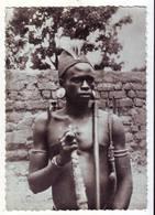 CPSM - Guerrier Bariba - (Société Des Missions Africaines) - Dahomey
