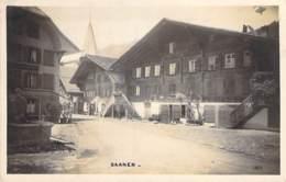 SUISSE Swiss ( BE Berne ) SAANEN - CPSM Photo Format CPA 1929 - Switzerland Schweiz Zwitsers Suizo Suíço - BE Berne