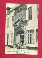 C.P.  Leuven  =   Rue  De  CANAL  :  Prinsenhof - Leuven