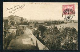 ASIE - LIBAN - BEYROUTH - SYRIE - Entrée Du Port De Beyrouth - La Poste Française - Liban