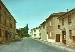 """6553 """"CROCE S. SPIRITO(PIACENZA)-CANTONE S. MARIA""""INSEGNA TABACCHI-CART. POST. ORIG. SPED.1986 - Piacenza"""