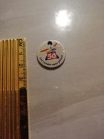 12183  JETON DE CADDIE  ESPACE 50 LES RENDEZ VOUS PLAISIR - Munten Van Winkelkarretjes