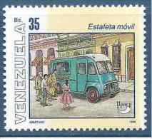 1995 VENEZUELA 1719** UPAEP, Poste Mobile, Camion, Issu De Série - Venezuela