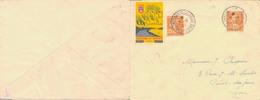 J47 - MARCOPHILIE - Enveloppe Foire Exposition Chalon-sur-Saône - 7 Juin 1933 - Marcophilie (Lettres)
