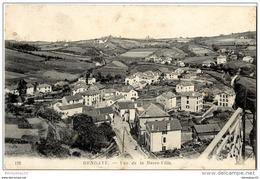CPA (Réf :AS479) 128 HANDAYE (PYRÉNÉES ATLANTIQUES 64) Vue De La Basse Ville N.D. Phot - Hendaye