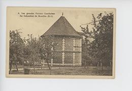 Rouelles : Les Grandes Fermes Cauchoises Le Colombier De Rouelles (pigeonnier) Cp Vierge - Frankrijk