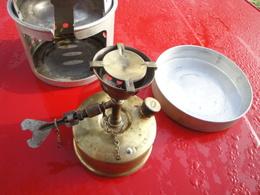 Réchaud En Aluminium Complet - Equipment