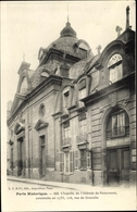 Cp Paris Arondissement Luxembourg, 106, Rue De Grenelle, Chapelle De L'Abbaye De Pentemont - Francia