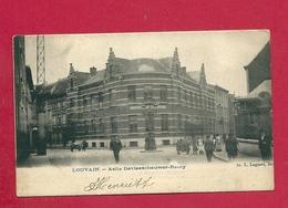 C.P.  Leuven  = Asile Devleeschauwer-Remy - Leuven