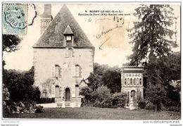 CPA (Réf : H295) BOISSY-LE-SEC (EURE ET LOIR 28) Pavillon De Sorel (XVIe Siècle) Côté Nord - Francia