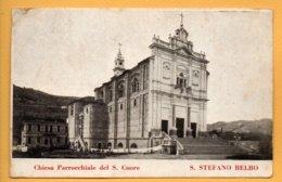 Chiesa Parrocchiale Del S. Cuore - S. Stefano Belbo - Cuneo