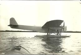 """6560 """" IDROVOLANTE """" FOTO ORIGINALE - Aviazione"""